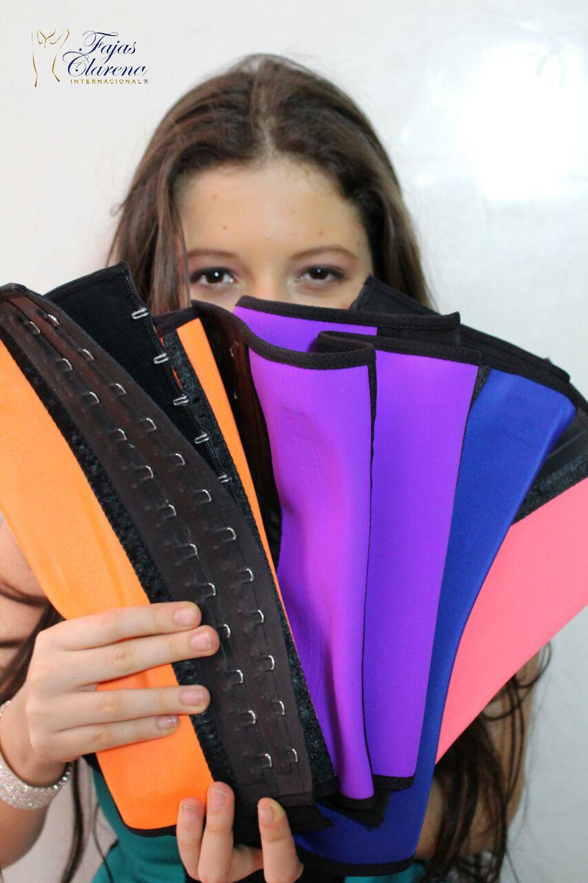 colores cinturillas